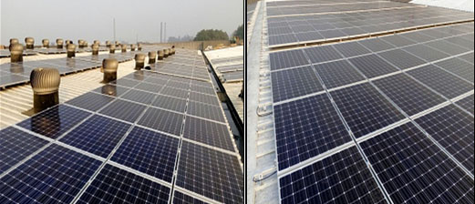 solar installation in noida