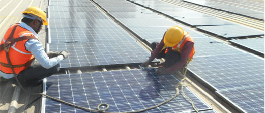Gurgaon Solar EPC company