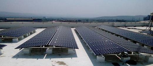 solar company in bawal